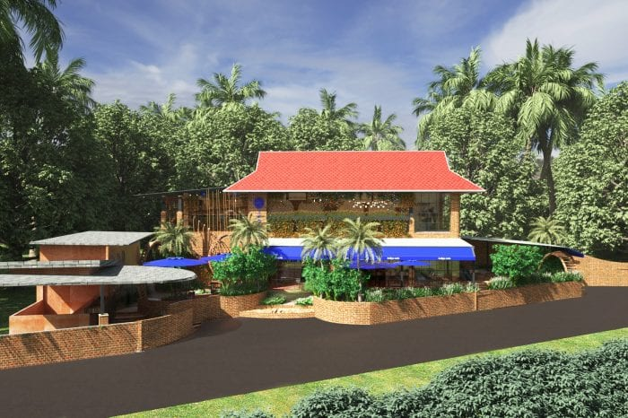 professional architect in thailand,
