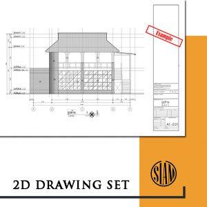 2D Drawing Set