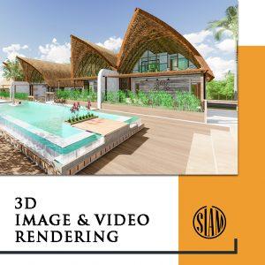3D Image & Video Rendering